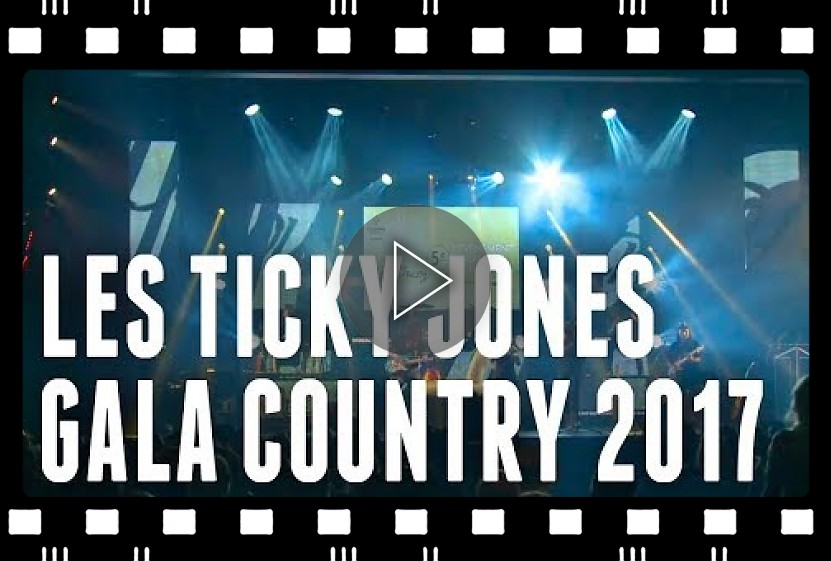 Embedded thumbnail for «Live» au Gala country!